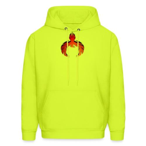 Downphoenix Phoenix Logo - Men's Hoodie