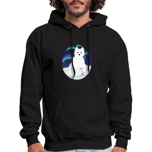 Arctic Aurora - Men's Hoodie