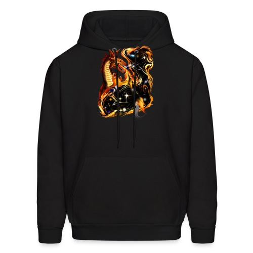 Creator Of Galaxies - Men's Hoodie