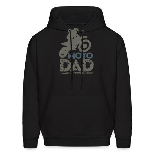 Dirt Bike Dad - Men's Hoodie