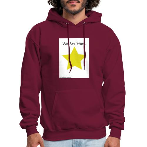 Hi I'm Ronald Seegers Collection-We Are Stars - Men's Hoodie