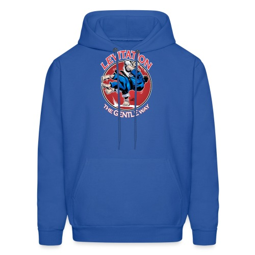 Judo Levitation for dark shirt - Men's Hoodie