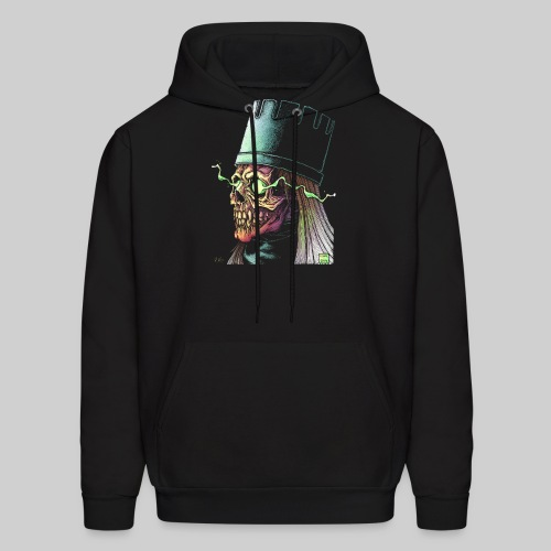 VAMPIRE LICH - BLACK APPAREL ONLY RECOMMENDED - Men's Hoodie