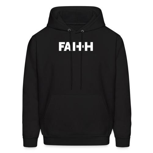 Faith - Men's Hoodie