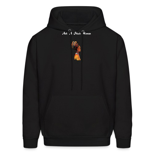 Official Gear of Ask A Black Woman Solo Show - Men's Hoodie