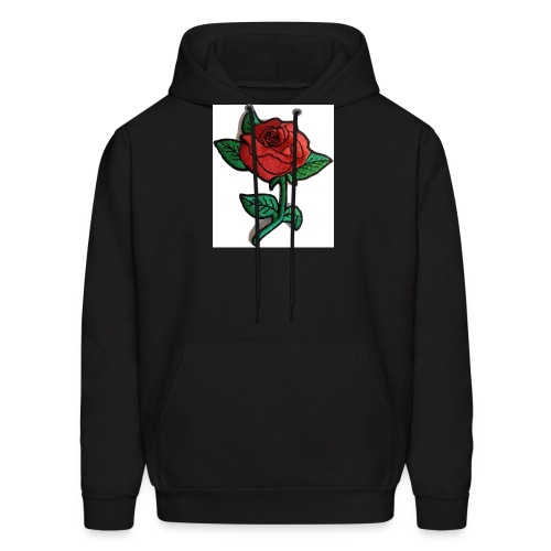 t-shirt roses clothing🌷 - Men's Hoodie