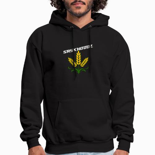 saskhoodz wheat - Men's Hoodie