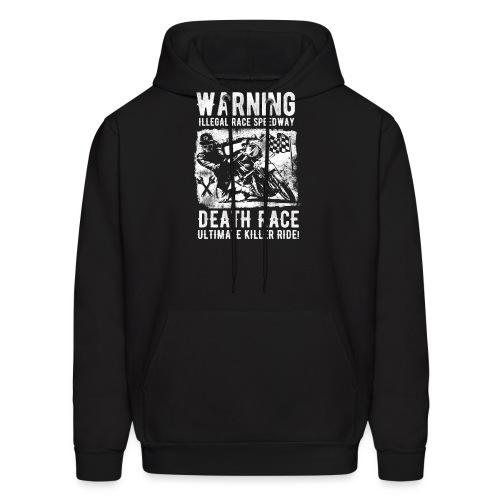 Motorcycle Death Race - Men's Hoodie