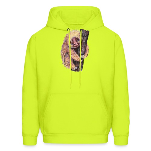 Sloth - Men's Hoodie