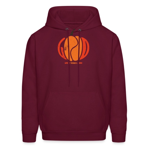 Life Is Really Good Pumpkin - Men's Hoodie