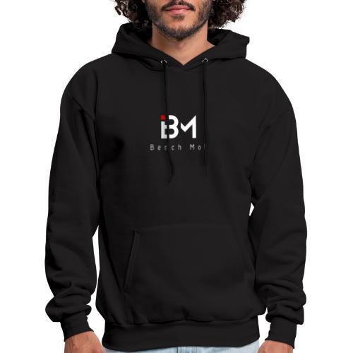 Bench Mob Logo (white) - Men's Hoodie