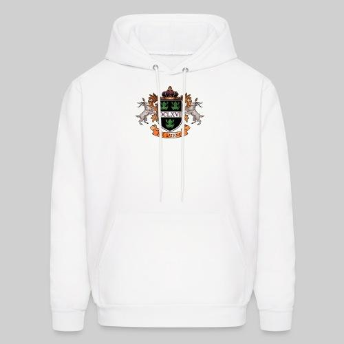 Satanic Heraldry - Coat of Arms - Men's Hoodie