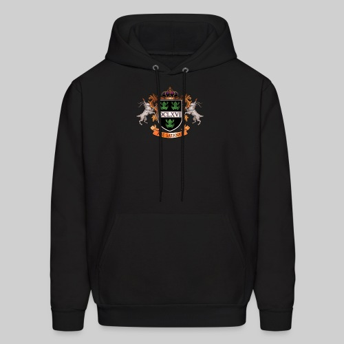 Satanic Heraldry - Coat of Arms - Men's Hoodie