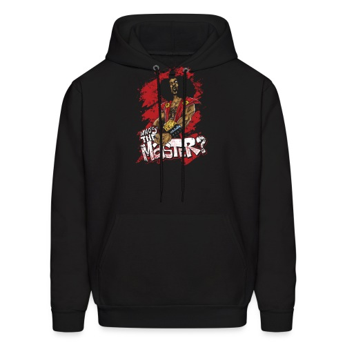 Who's The Master? - Men's Hoodie
