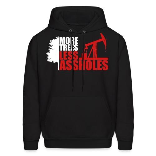 moretreescolor - Men's Hoodie