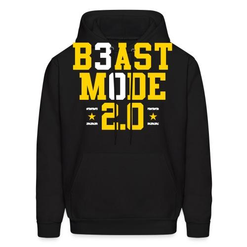 B3ast M0de 2.0 - Men's Hoodie