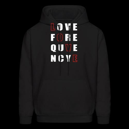 Love Frequency - Men's Hoodie