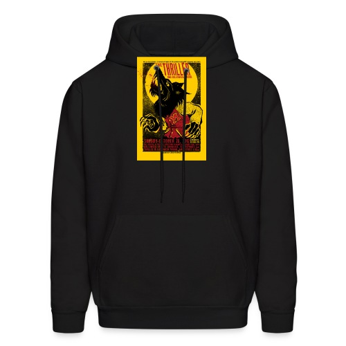 Thriller 2013 Werewolf - Men's Hoodie