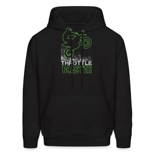 Dirt Bike Throttle Blast - Men's Hoodie