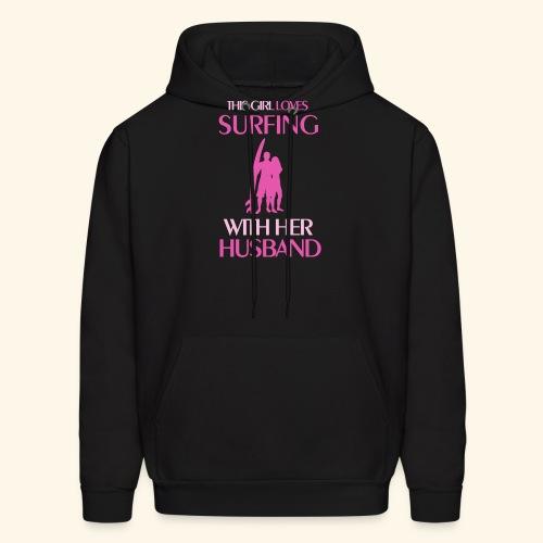 surf t shirts for womens for Men,Women,Kids,Babies - Men's Hoodie