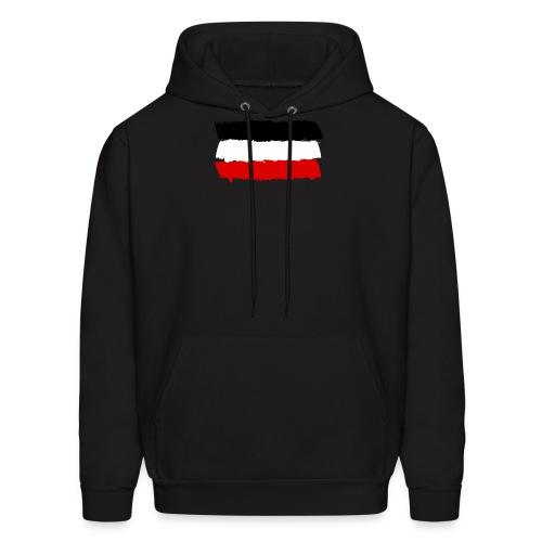 Deutsches Reich flag - Men's Hoodie