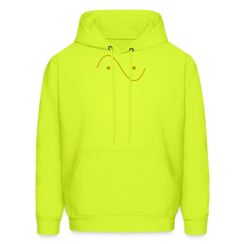 Quantum wave and particle - Men's Hoodie