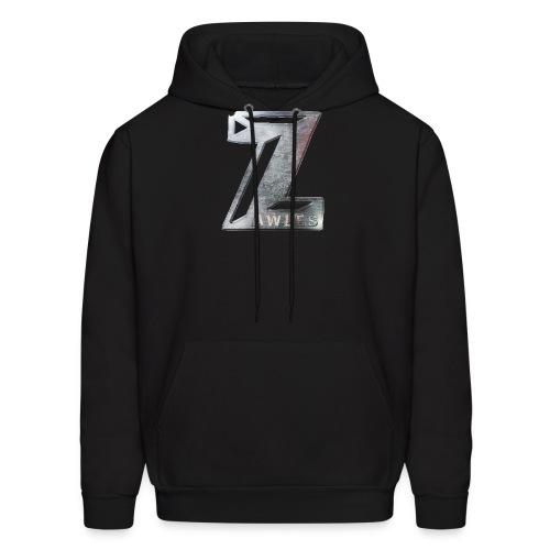 Zawles - metal logo - Men's Hoodie