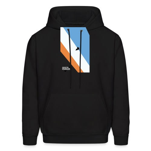 ENTER THE ATMOSPHERE - Men's Hoodie
