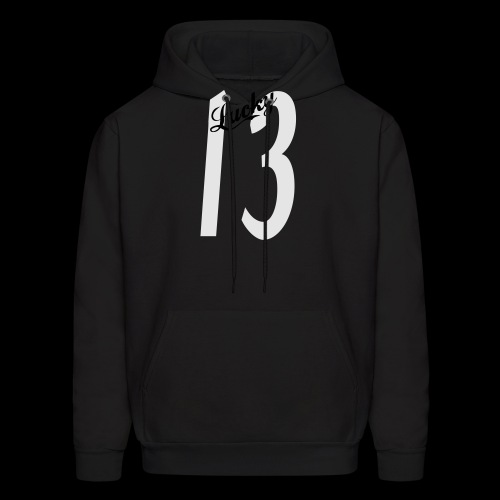 Lucky Thirteen - Men's Hoodie