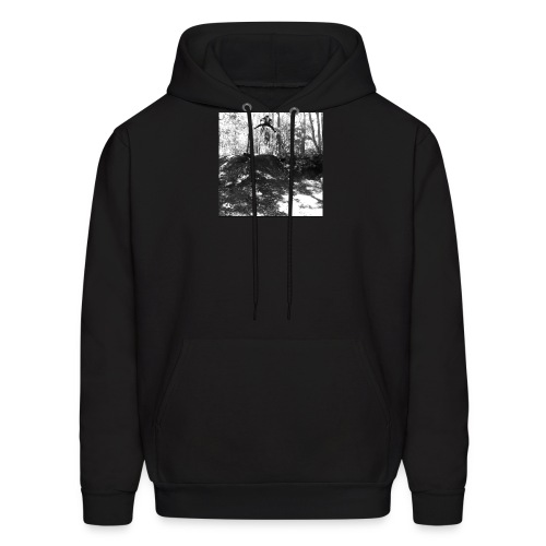 The no-footer - Men's Hoodie