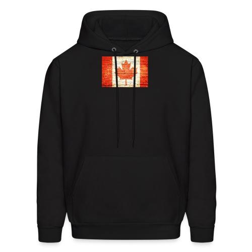 Canada flag - Men's Hoodie
