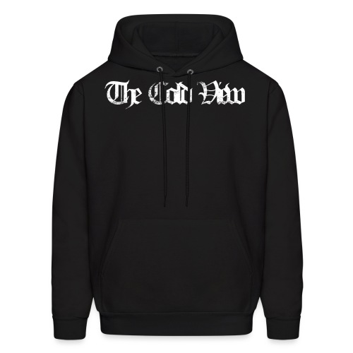 The Cold View Logo - Men's Hoodie