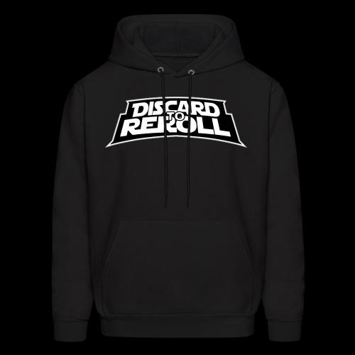 Discard to Reroll: Reroller Swag - Men's Hoodie