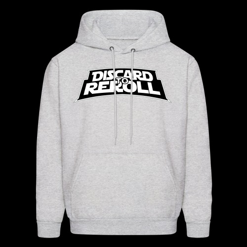 Discard to Reroll: Reroller Swag - Men's Hoodie