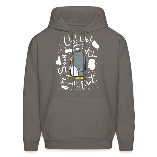 up up pinguin2 - Men's Hoodie