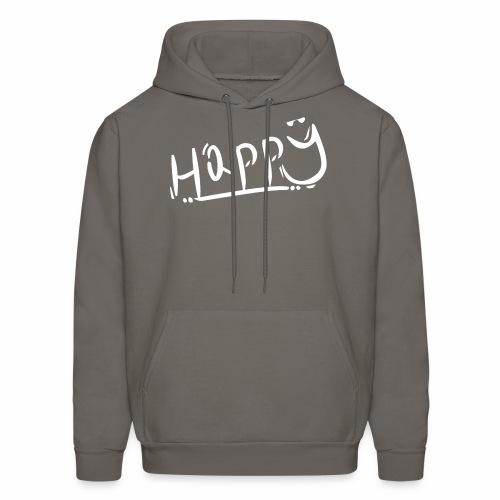 Happy T-Shirt - Men's Hoodie