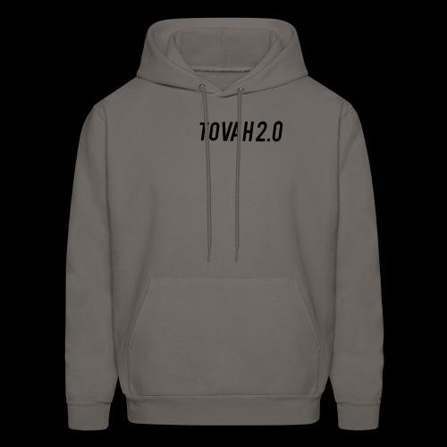 tovah 2.0 logo merch - Men's Hoodie