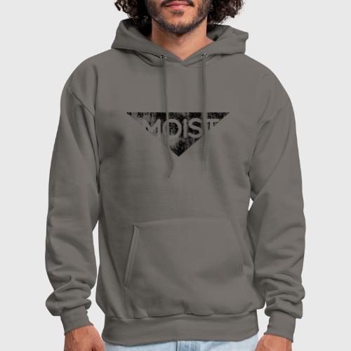 moist black - Men's Hoodie