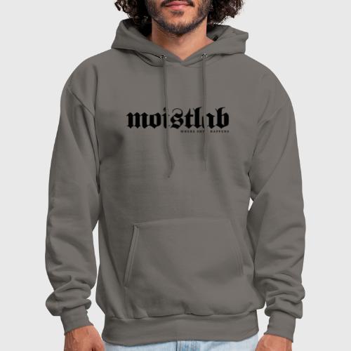 Moistlab Logo - Men's Hoodie
