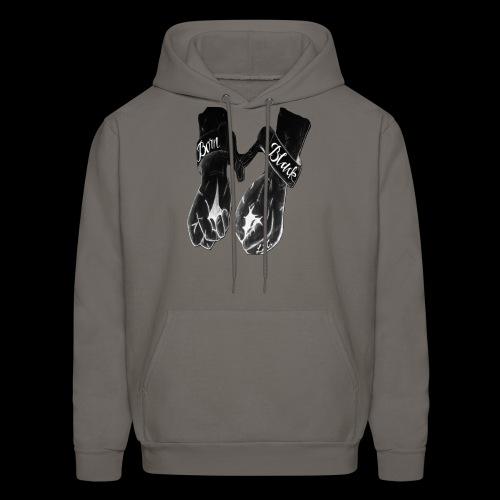 Born Black Logo - Men's Hoodie