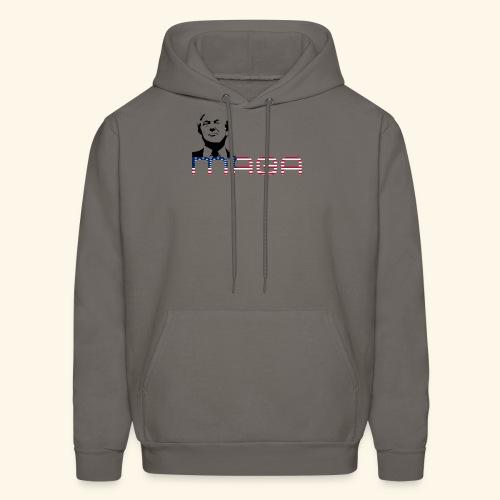 MAGA 2 (MakeAmericaGreatAgain) - Men's Hoodie