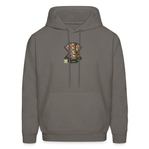 Photo Strip Shirt - Men's Hoodie