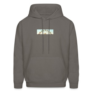 header_image_cream - Men's Hoodie