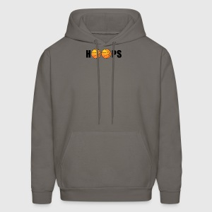 Hoops Basketball - Men's Hoodie