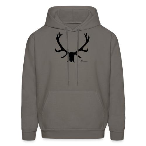 Elk Hunter - Men's Hoodie