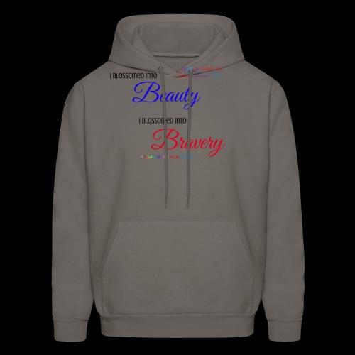 Blossom Bravery Merch - Men's Hoodie
