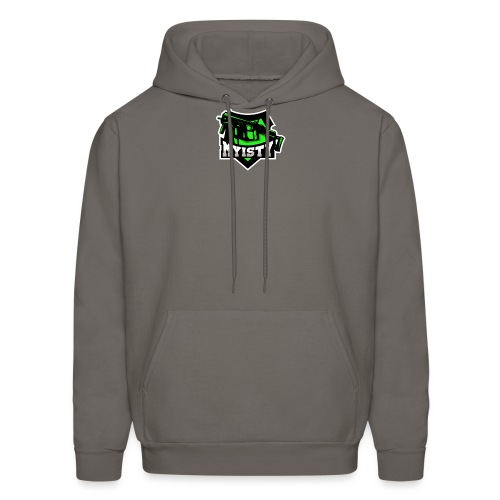 Myisty Bright Green - Men's Hoodie