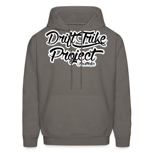 Drift Trike Project Back png - Men's Hoodie