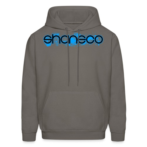 SHANECO splatter png - Men's Hoodie