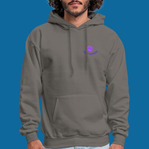 SR logo curved - Men's Hoodie
